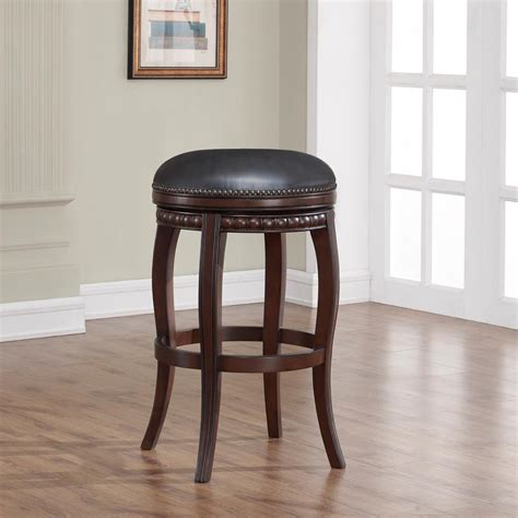 American Heritage Billiards Bar Stool by American Heritage Billiards Alonza 30 In Navajo Swivel