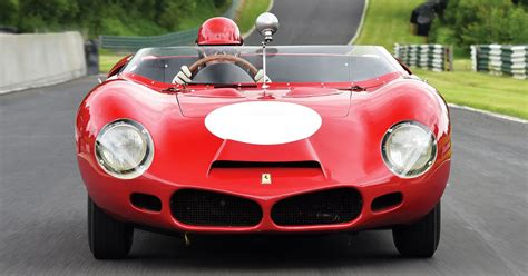 How Much Is A Ferrari by How Much Is This Le Mans Test Mule Ferrari 268 Sp Worth