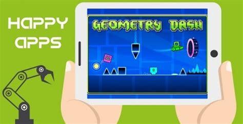 geometry dash full version apk file geometry dash online free download game