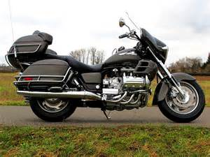 1999 Honda Valkyrie Interstate Honda Valkyrie Interstate 1999 Grey New Paint Valkyrie