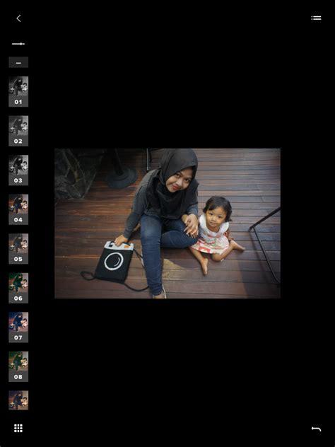 tutorial edit foto di vsco menggunakan vscocam untuk menambah kesan dramatis pada