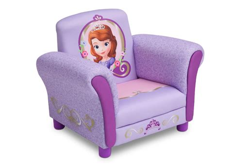 sofia the first recliner delta children disney sofia the first upholstered chair