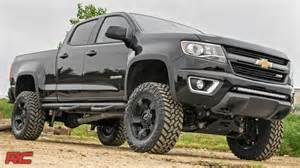 2015 2017 chevrolet colorado 6 inch suspension lift kit by