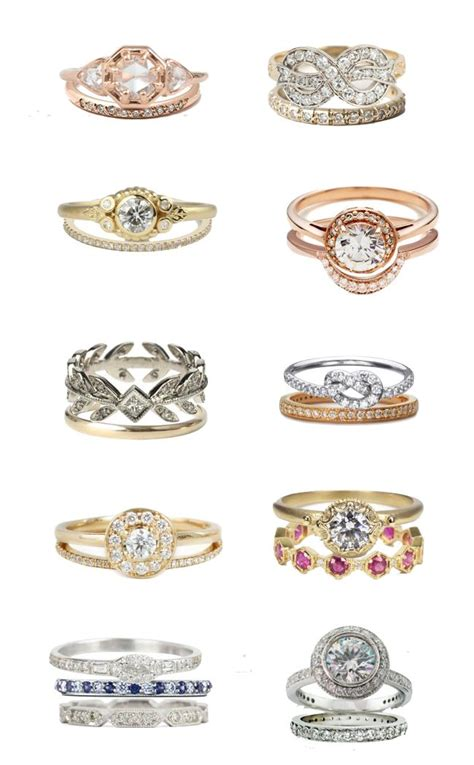 alternative wedding ring ideas my future