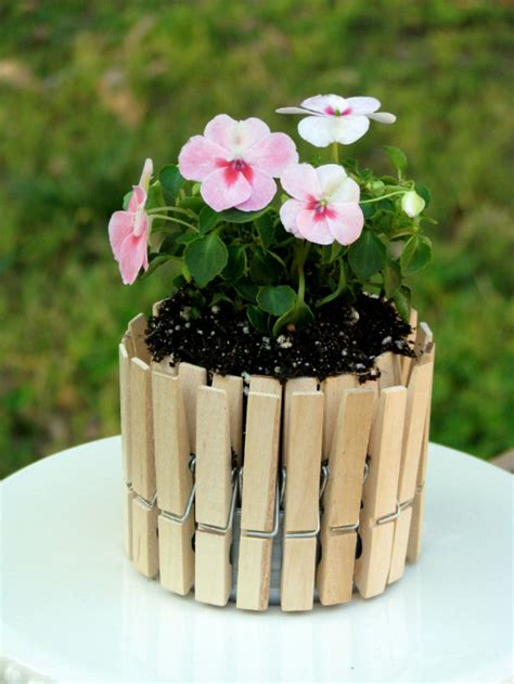 homemade flower pots beautiful diy flower pot ideas lines across