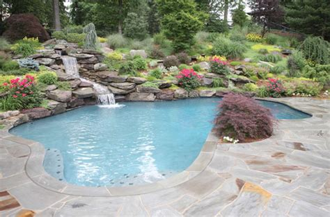 backyard pool landscaping ideas pool design ideas pictures