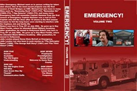 emergency seasons 1 3 a viewer s the wall guide volume 1 books emergency tv series on dvd f f info 2017