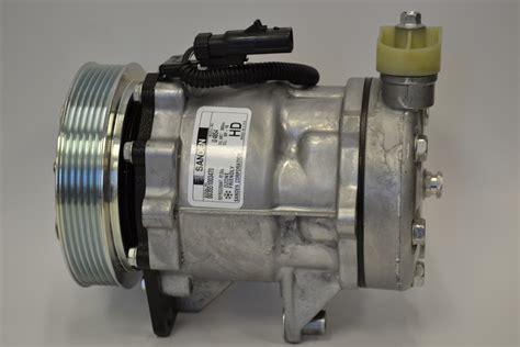 swing compressor new original sanden compressor 4854 1101297 ac parts