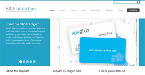 templates for website free download in jsp 30 free premium css xhtml website templates freebies