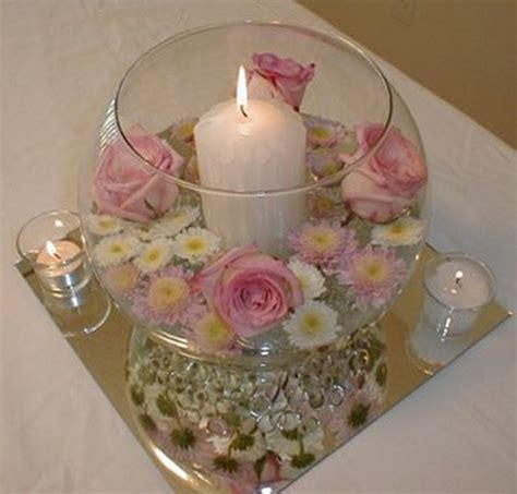 muyameno centros de mesa para bautizos con velas parte 1 muyameno centros de mesa para bautizos con velas parte 4