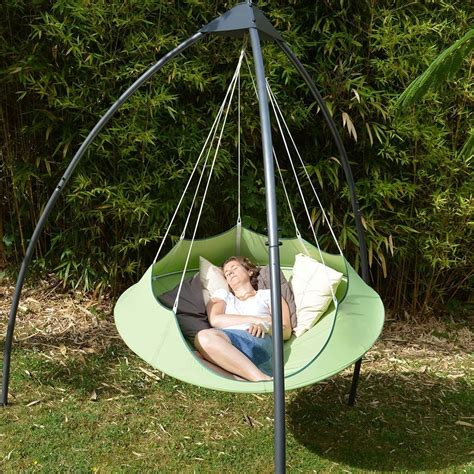hammock swing cozy modern swing hammock couture outdoor