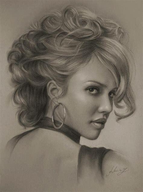 pencil sketch portrait artists 25 beautiful pencil drawing great inspire