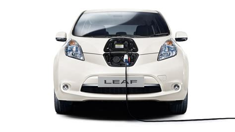 electric cars charging charging range nissan leaf electric car nissan