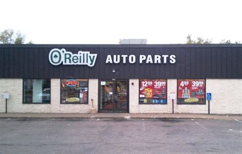L Parts Store by O Reilly Auto Parts In Andover Mn 3414 Nw Bunker Lake Blvd