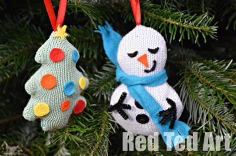 recycle ornaments ideas recycled ornaments tree snowman