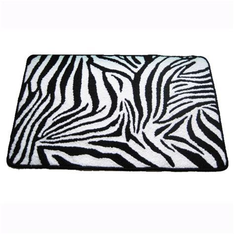 Zebra Stripe Rug zebra rug