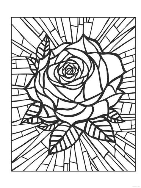 mandala coloring pages roses 17 best images about mandala on mandala