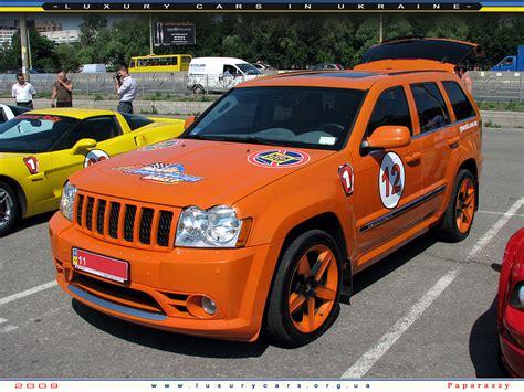 Jeep Grand Orange Jeep Srt8 Hemi Orange Detroit Clan клуб владельцев