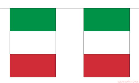printable italian flag bunting italy bunting 3 metres 10 flags