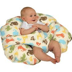 Baby Sleeping On Boppy Pillow by Nursing Pillow On Changing Pad Covers