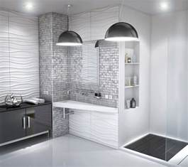 style luxe la salle de bain receveur de moderne