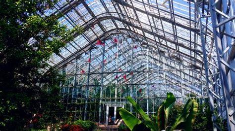 Botanical Garden Center Lauritzen Gardens Omaha S Botanical Center Picture Of
