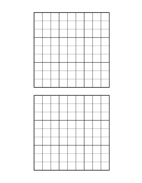 free printable sudoku templates sudoku grid free download