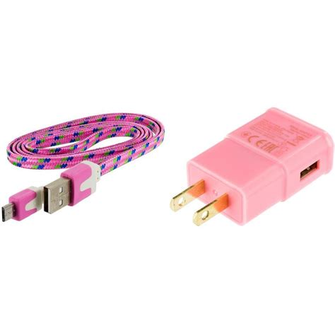 Usb Charger 2a 2a charging wall home charger 3ft braided micro usb data