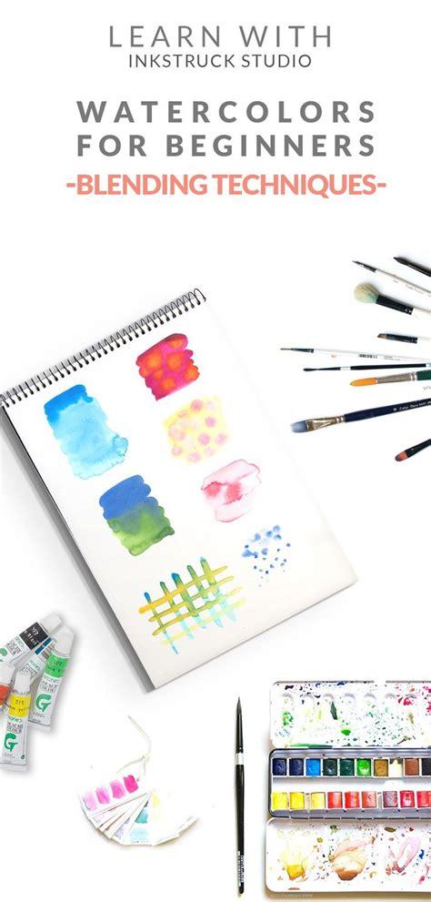 watercolor tutorial for beginners monochrome technique best 20 watercolor painting tutorials ideas on pinterest