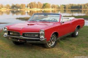 67 Pontiac Convertible 67 Gto Convertible Cars And Such