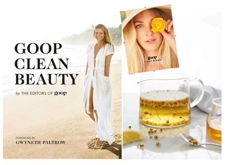 Goop Detox Cookbook by Goop Clean A Book That Holds All The Tips For