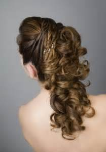 Peinados Elegantes De Noche Cabello Largo