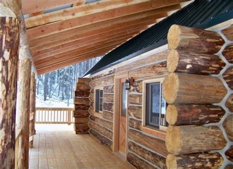 Low Cost Cabins by Log Cabin Plans Log Cabin Kits 8 You Can Buy And Build Bob Vila