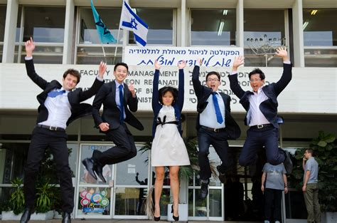 Global Mba Israel by Hkust Mba Students Continue Winning Streak In