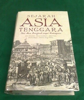 pusat buku mojokerto jual buku sejarah asia tenggara