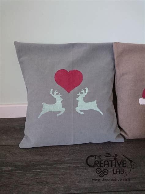 come fare cuscini tutorial come fare dei cuscini natalizi fai da te