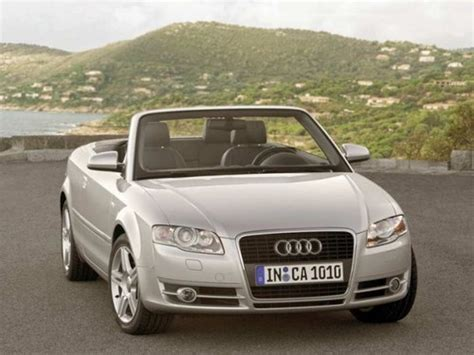 Audi A4 2003 Technische Daten by Technische Daten Von Audi A4 Baureihe Und Baujahr