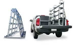 best glass racks for trucks vans and trailers