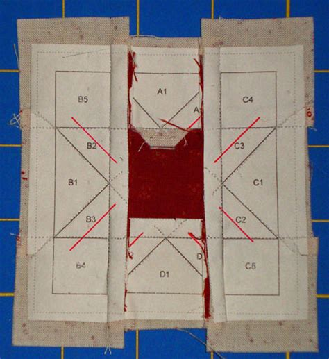 Foundation Piecing Patchwork - paper foundation piecing for free paper
