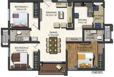 zenith floor plan aparna sarovar zenith in nallagandla gachibowli hyderabad