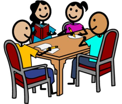 students working in groups clip art structure clipart student group work pencil and in color