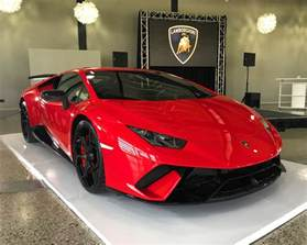 How Did Lamborghini Start Lamborghini Hurac 225 N Performante Shows It S Angry In