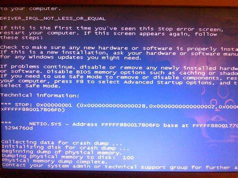 blue utorrent ayuda blue screen utilizando utorrent taringa