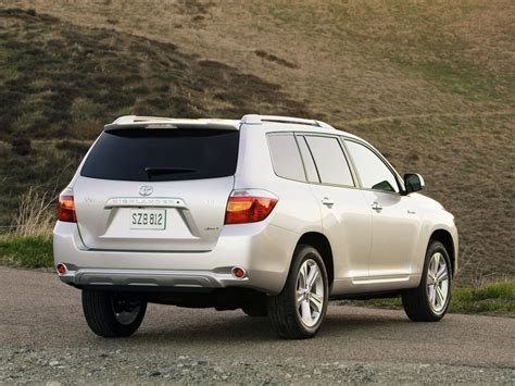 2010 Toyota Highlander 2010 Toyota Highlander Price Photos Reviews Features