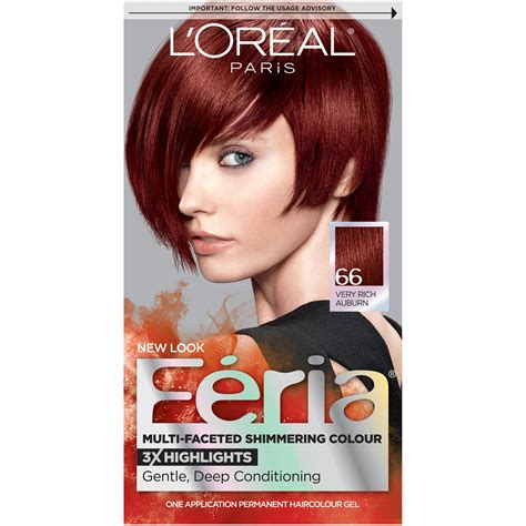 f ria hair colour from lor al paris hair skin make l oreal paris f 233 ria 174 multi faceted shimmering colour 66