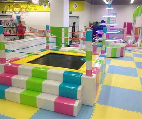 Playground Room by Lefunland Indoor Playground Equipments Indoor