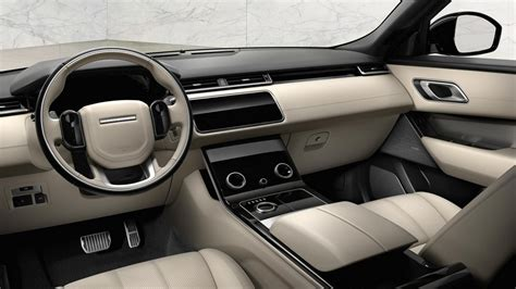2018 range rover velar new features interior exterior