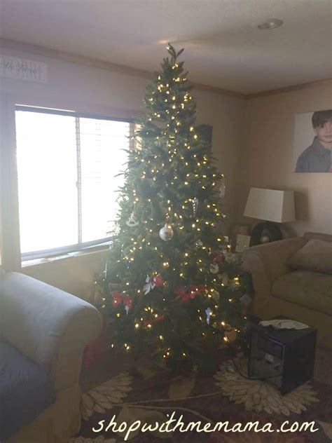 the easiest christmas tree you ll ever set up take down