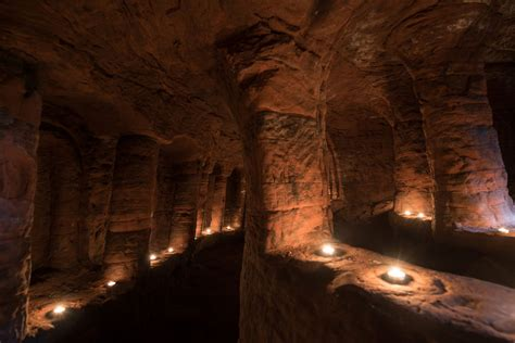 700 year old cave rabbit hole leads to incredible 700 year old knights templar cave complex mysterious earth
