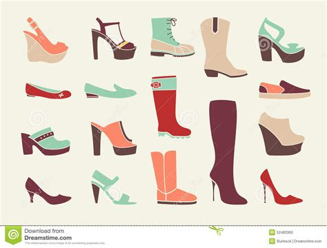 Family Flat Shoe book of shoes illustration in ireland by noah